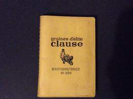 JEU DE CARTES CLAUSE  Graines D'Elite  BRETIGNY/ORGE - 32 Cards