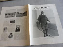 L'ILLUSTRATION 30 NOVEMBRE 1907-DOM CARLOS Portugal- DIRIGEABLE PATRIE PARIS- MAROC- DRUCE LIMITED-ALPES-BOURG SERVIAN - L'Illustration