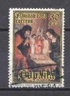 España, 1981, Edifil 2634navidad,(usado) - 1981-90 Usados