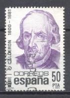 España, 1982, Edifil 2648, Calderón De La Barca,(usado) - 1981-90 Usados