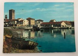 MARANO LAGUNARE (UDINE) PANORAMA E LAGUNA 1968 - Udine
