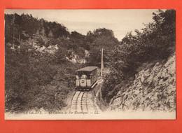 MKC-25 Chemin De Fer électrique Du Salève Gros Plan Du Train. Non Circulé LL - Autres Communes