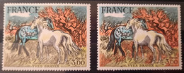 France 1978  N°2026 Herbes Jaunes Sans La Couleur Orange  ** TB + 1 Normal - Ongebruikt