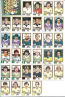 FOOTBALL 84 Belgique Belgïe - Lot De 15 Stickers PANINI - Andere