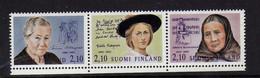 Finlande (1992)  -  Finlandaises Illustres -   Neufs** - MNH - Nuevos