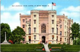 Louisiana Baton Rouge Old Louisiana State Capitol Building - Baton Rouge