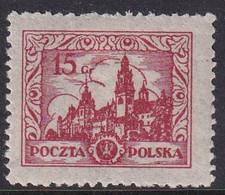 POLAND Scenes 1925 Fi 210 I   Mint Hinged - Unused Stamps