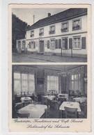Gaststätte, Konditorei Und Cafe Sievert - Lichtendorf Bei Schwerte - STIFTS-Bier Reklame - Dortmund