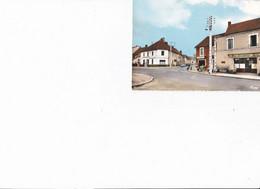 Marmignolles Rue De Stalingrad Et Le Carrefour 1965 - Other Municipalities