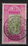GUINEE          N°  YVERT  :   110  ( 1 ) OBLITERE       ( Ob   9 / 51 ) - Gebraucht