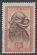 Nr 293 ** - 1947-60: Mint/hinged