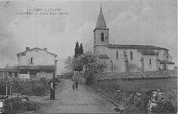 X123857 TARN LAUTREC EGLISE SAINT MARTIN - Lautrec