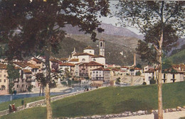 SAN GIOVANNI BIANCO-BERGAMO-VAL BREMBANA-PANORAMA-CARTOLINA NON VIAGGIATA-1930-1935? - Bergamo