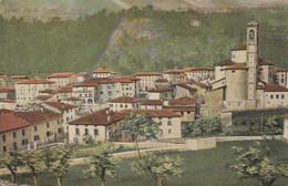 SAN GIOVANNI BIANCO-BERGAMO-VAL BREMBANA-SALUTI DA..PANORAMA-CARTOLINA NON VIAGGIATA-1920-1930 - Bergamo