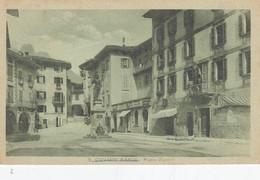 SAN GIOVANNI BIANCO-BERGAMO-VAL BREMBANA-PIAZZA ZIGNONI-CARTOLINA NON VIAGGIATA-1920-1925 - Bergamo