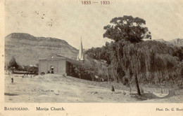 BASUTOLAND // MORIJA CHURCH // Petits Plis D Angles - Lesotho