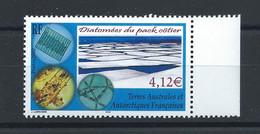 T.A.A.F. N°338** (MNH) 2002 - Flore Antarctique - Neufs