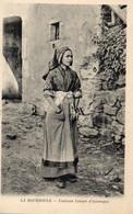 La Bourboule - Costume Latour D'Auvergne - La Bourboule