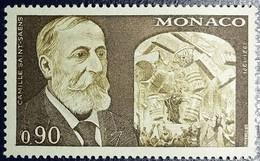 Monaco 1972. N° 869. 50ème Anniversaire De La Mort De Camille Saint-Saëns. Neuf** MNH - Nuevos