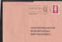 FLAMME PERMANENTE  44  PORNICHET - Mechanical Postmarks (Other)