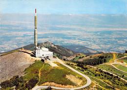 42 - Le Mont Pilat - La Tour De Télévision Et La Croix De L'Oeillon - A Droite, Le Col De L'Oeillon - Zonder Classificatie