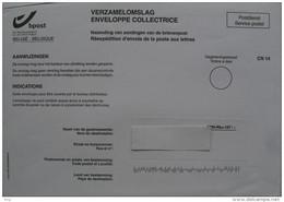 België Postdienst Bpost Verzamelomslag - Enveloppe Collectrice - 2000-...