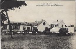 Afrique Sainte Helene - Longwood   - Maison De L'empereur Sauvee Des Termites -  Publicite Decamps 33 Bordeaux - Sainte-Hélène