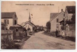 Voujeaucourt-Grande Rue-Les Ecoles - Other Municipalities