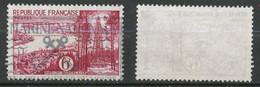 FRANCE - 1955 - YT1036 - MARINE NATIONALE - Oblitere - 1921-1960: Période Moderne
