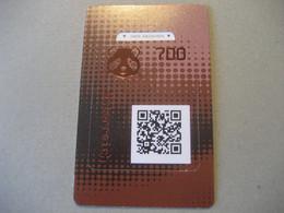 Österreich 2020- Crypto Stamp 2.0 Panda Grün - 2011-... Nuovi & Linguelle