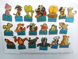 Belle Série De 19 Pin's Différents  , Disney , Walt Disney , Home Video , Cinéma - Disney