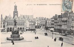 02-SAINT QUENTIN-N°T1207-A/0193 - Saint Quentin