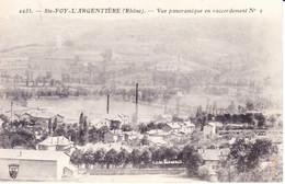 Sainte Foy L'Argentière - Vue Panoramique En Raccordement N°2 - Otros Municipios