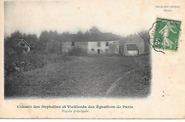 P/c1      51    Ville Sur Orbais      Colonie Des Orphelins Et Vieillards Des égoutiers De Paris - Sin Clasificación