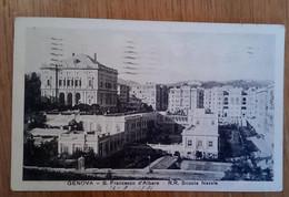GENOVA - S. Francesco D'Albaro - Scuola Navale - Genova (Genoa)