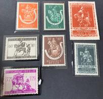 1942 - Vijfde Winterhulpuitgifte  - Postfris/Mint - Unused Stamps