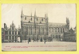 * Brugge - Bruges (West Vlaanderen) * (Editeur Albert Sugg, Série 11, Nr 178) Place Du Bourg, Burg, Ancien Greffe, Old - Brugge