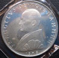 Sovrano Militare Ordine Di Malta - 9 Tarì 1976 - Fra Angelo De Mojana Di Cologna - X#57 Prev. KM#M57 - Malte (Ordre De)