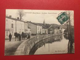 Saucourt Les Quais Route Des Donjeux - Sonstige Gemeinden