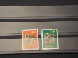 Taiwan - 1969 Cani 2 VALORI - NUOVI(++) - Nuevos