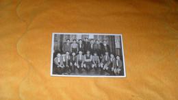 CARTE POSTALE PHOTO ANCIENNE DE 1935.../ ANOTATION VILLE MONTIGNY EN GOHELLE..CLASSE ?...A IDENTIFIER.. - Personnes Anonymes