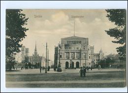 XX003318/ Stettin Stadttheater 1914 AK - Pommern