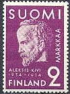 Finland 1934 A.Kivi PF-MNH-NEUF - Neufs