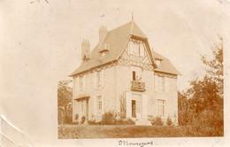 LE MANS  Cottage Monrepos 1907 - Sin Clasificación