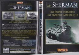 Tanks  - Les Blindés De La 2eme Guerre Mondiale - M4 Sherman - History