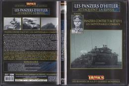 Tanks  - Les Panzers Attaquent La Russie - Panzers Contre T-34 Et KV-1 - History