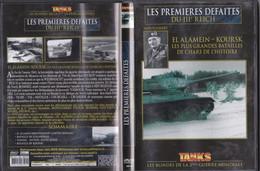 Tanks  - Les Premières Défaites Du IIIe Reich: El Alamein - Koursk - History