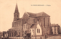 56-LA ROCHE BERNARD-N°T1214-D/0081 - La Roche-Bernard