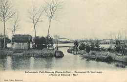 CPA à 1€50 - 91 BALLANCOURT - Ballancourt Sur Essonne