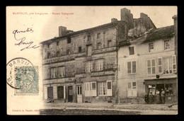 55 - MARVILLE - MAISON ESPAGNOLE - MARCHAND DE CARTES POSTALES PIERRET-GIVRON - EDITEUR NAUDIN - Sonstige Gemeinden